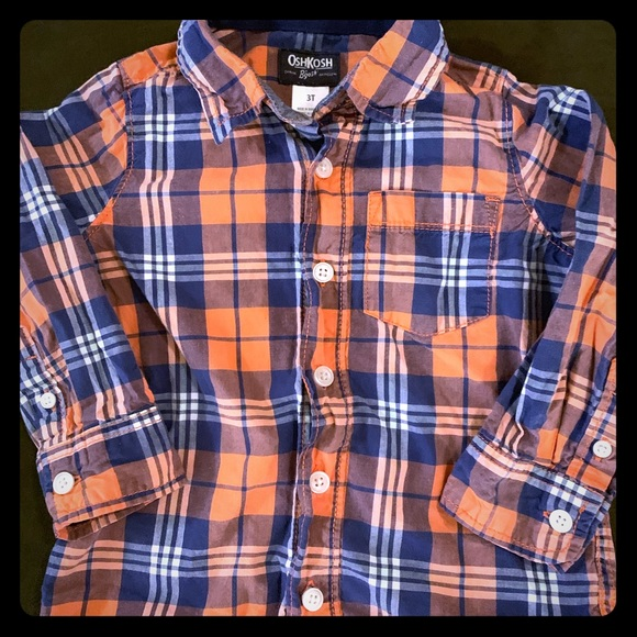 Carter's Other - Oshkosh 3t! Button up